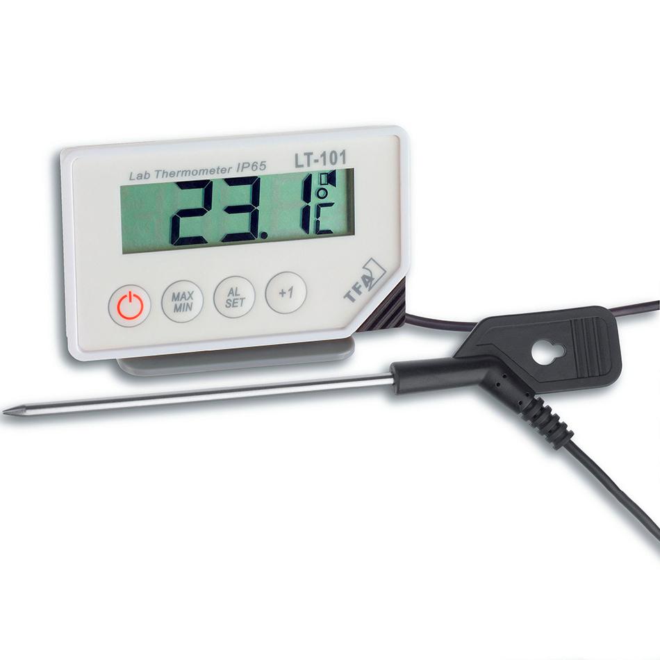 Термометр цифровой с кабелем LT 101