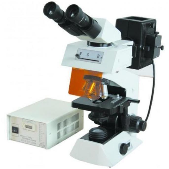 Микроскоп XS-3320 люминесцентный