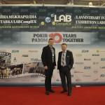 24.10.2017 Ежегодная лабораторная выставка LABComplEX