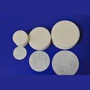Фильтры для определения чистоты молока в приборе ОЧМ