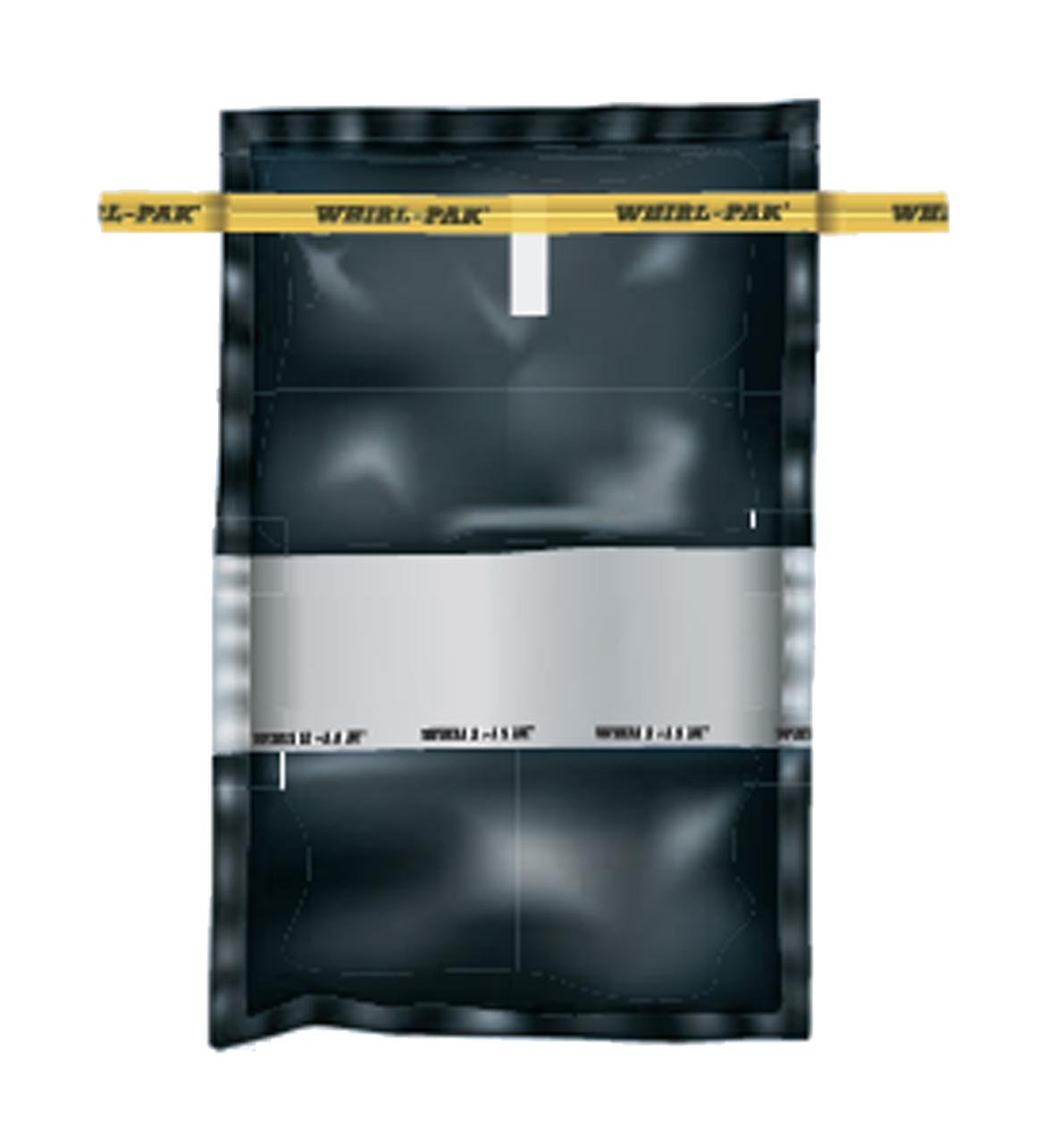 Стерильные пакеты для отбора проб Whirl-Pak черные