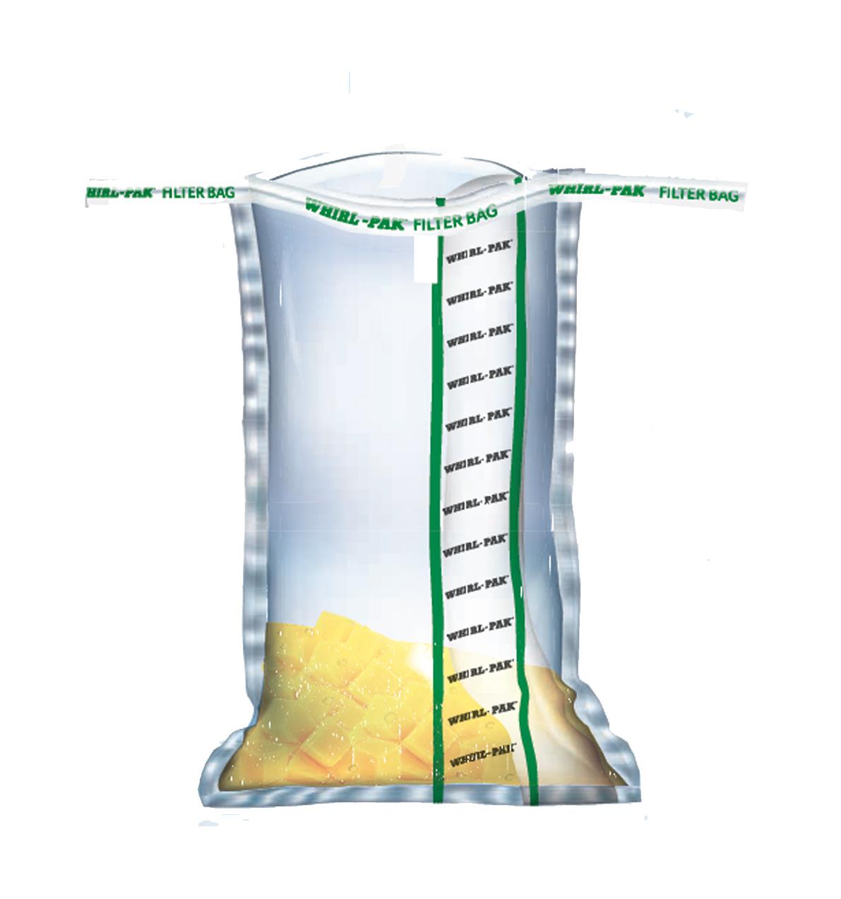 Стерильные пакеты для отбора проб Whirl-Pak с фильтром
