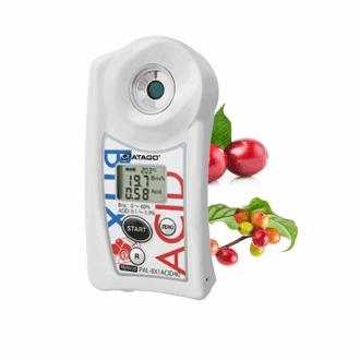 ATAGO измеритель кислотности кофейных ягод PAL-BX/ACID 40 Master Kit