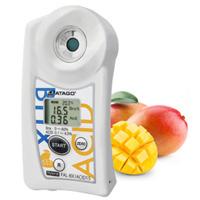 ATAGO измеритель кислотности манго PAL-BX/ACID 15 Master Kit