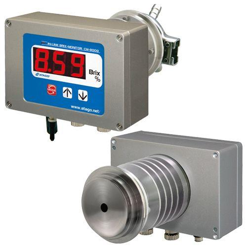 ATAGO промышленный рефрактометр CM-800 alpha