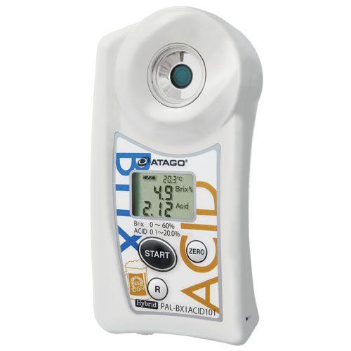 ATAGO измеритель кислотности пива PAL-BX/ACID 101 Master Kit