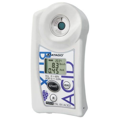 ATAGO измеритель винной кислоты PAL-BX/ACID 2 Master Kit