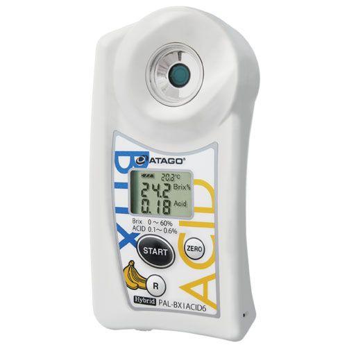 ATAGO измеритель кислотности бананов PAL-BX/ACID 6 Master Kit