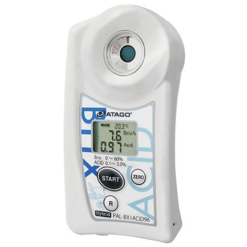 ATAGO измеритель кислотности йогурта PAL-BX/ACID 96 Master Kit