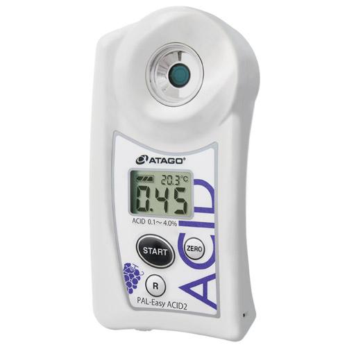 ATAGO измеритель винной кислоты PAL-Easy ACID 2 Master Kit
