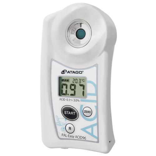 Измеритель кислотности йогурта PAL-Easy ACID 96 Master Kit ATAGO