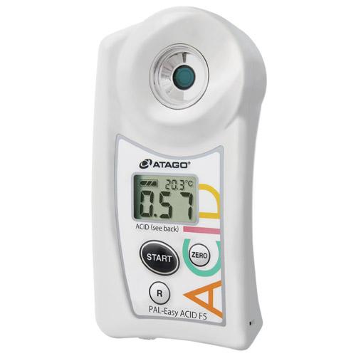 ATAGO измеритель кислотности фруктов PAL-Easy ACID F5 Master Kit