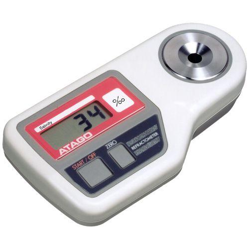 ATAGO цифровой рефрактометр для измерения солёности  PR-100SA
