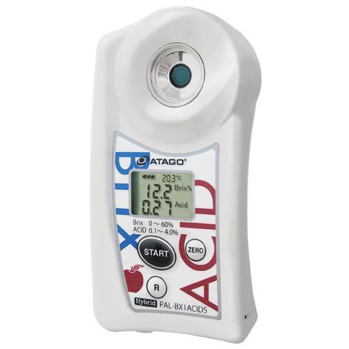 ATAGO измеритель кислотности яблок PAL-Easy ACID 5 Master Kit