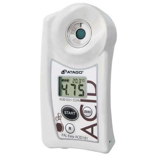 ATAGO измеритель кислотности уксуса PAL-Easy ACID 181 Master Kit