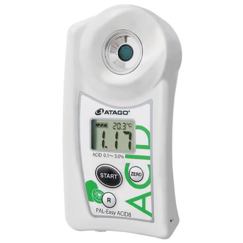 ATAGO измеритель кислотности киви PAL-Easy ACID 8 Master Kit