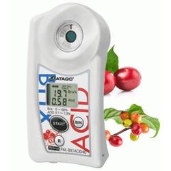 ATAGO измеритель кислотности кофейной вишни PAL-Easy ACID40 Master Kit
