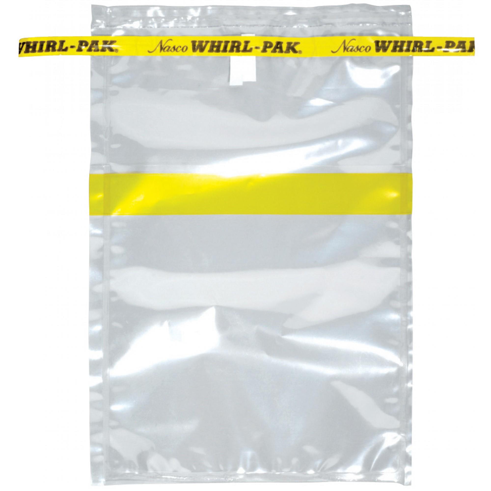 Специальные стерильные пакеты для отбора проб Whirl Pak (710 мл)