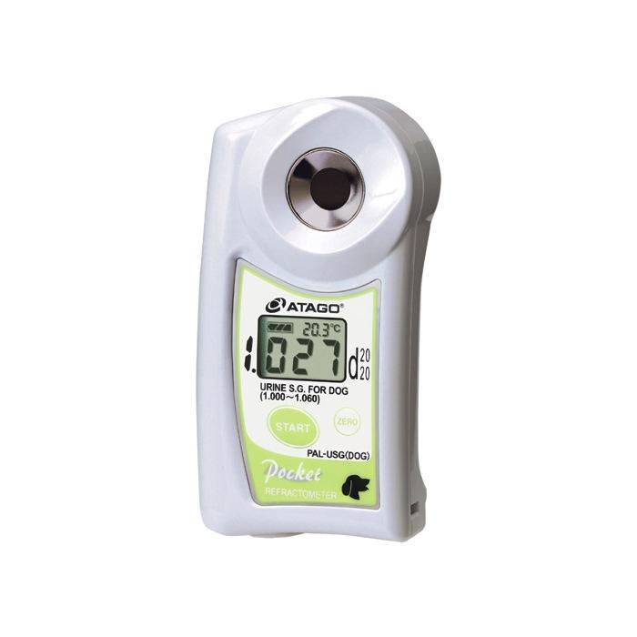 ATAGO цифровой карманный рефрактометр PAL-DOG