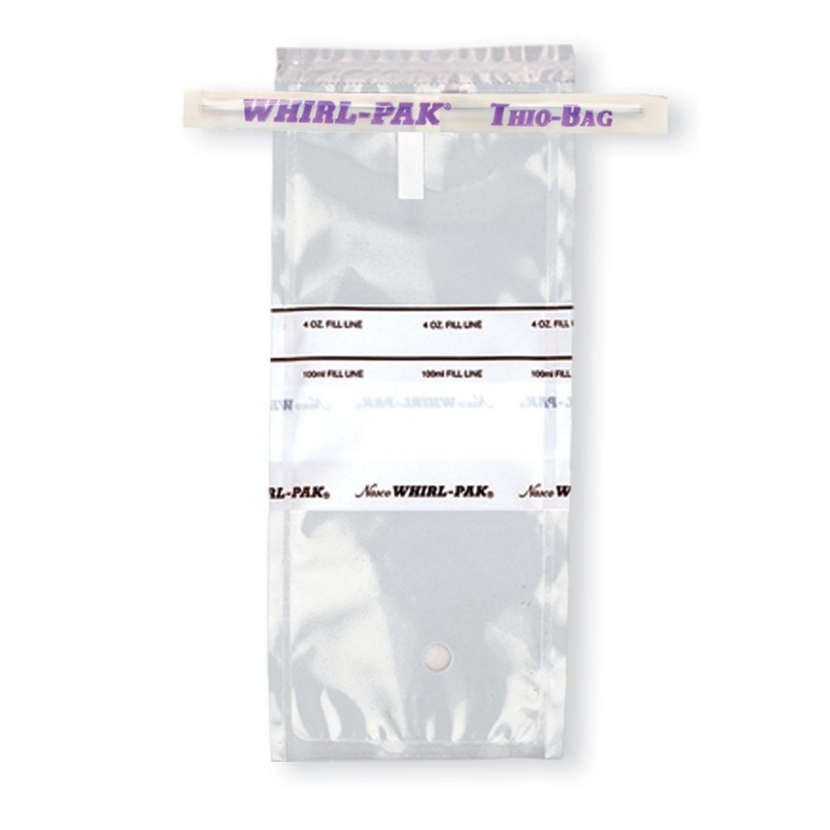 Специальные стерильные пакеты для отбора проб Whirl Pak THIO-BAGS
