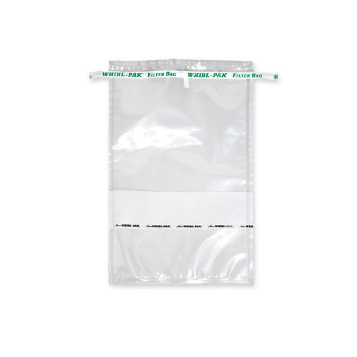 Стерильные пакеты с фильтром для обработки проб Whirl Pak (710 мл)