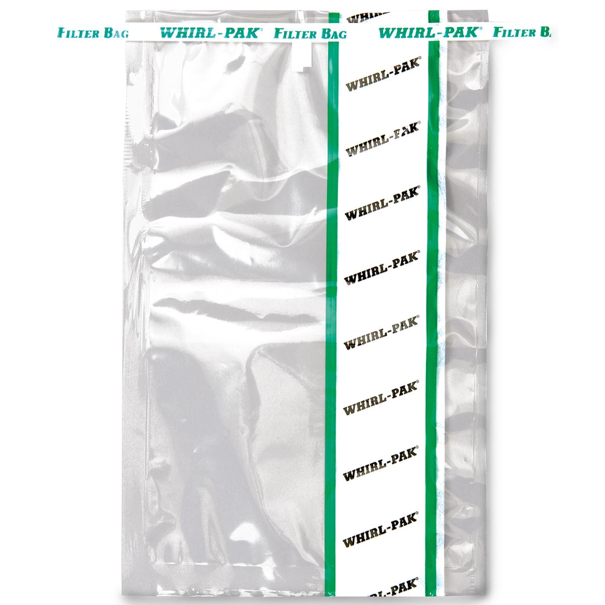 Стерильные пакеты для проб с вертикальным фильтром Whirl Pak (2721 мл)