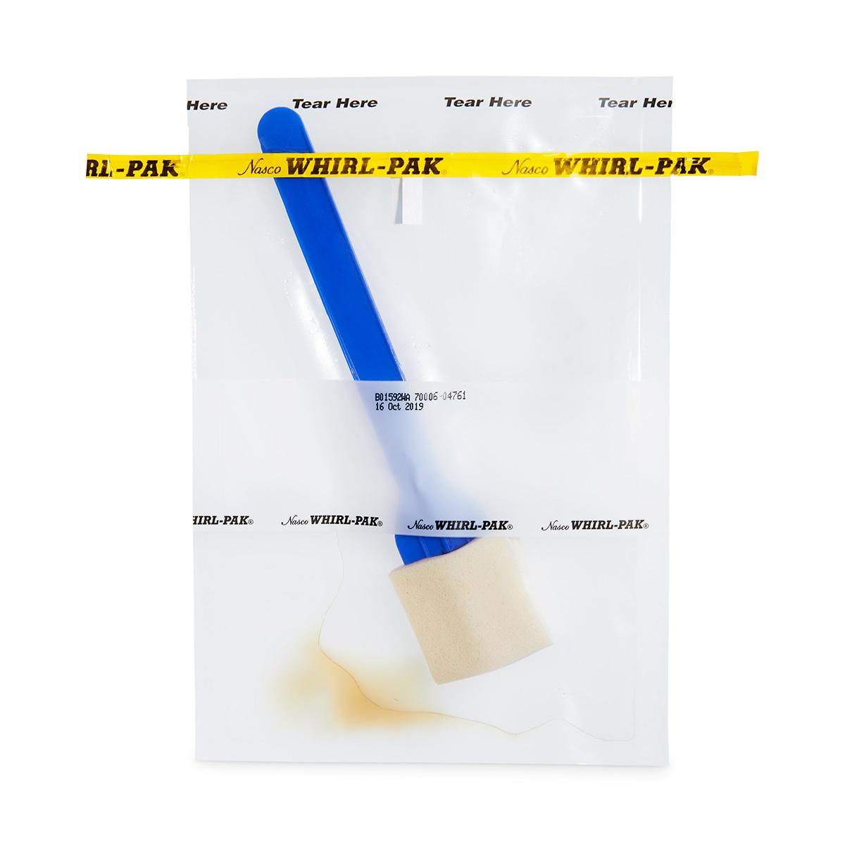 Специальные пакеты для отбора проб Whirl Pak Hydrated PolyProbe™ (710 мл)