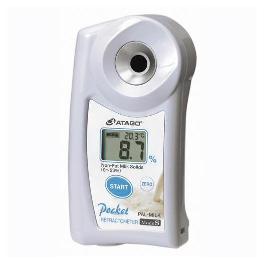 ATAGO цифровой карманный рефрактометр PAL-Milk