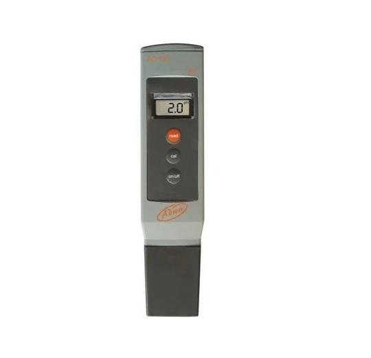 рН-метр ADWA AD100 (рН от -2,0 до 16,0; рН ± 0.1 pH), АТС, автоматическая калибровка