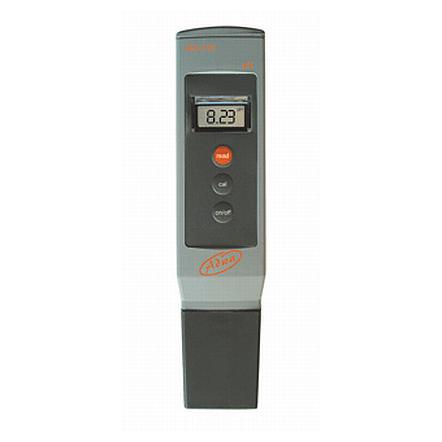 pН-метр ADWA AD101 (pН от -2,00 до 16,00; pН ± 0.02 pH), АТС, автоматическая калибровка