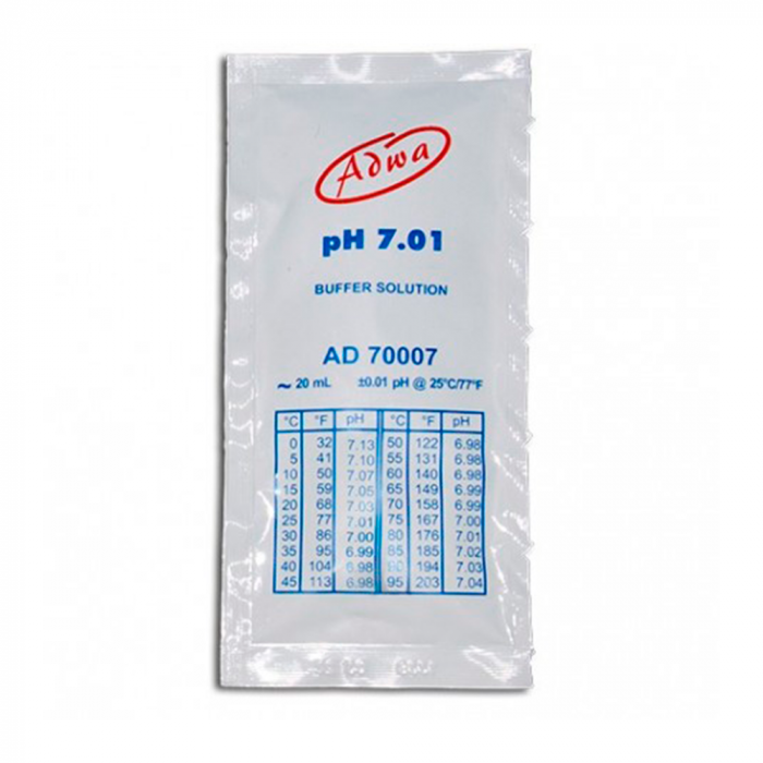 Буферный раствор pH 7.01 ADWA AD70007P