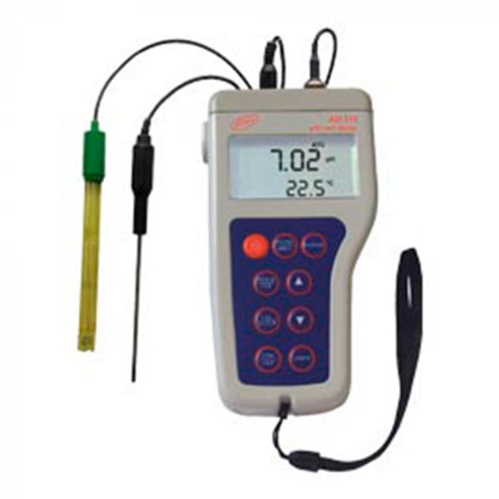 Профессиональный влагозащищённый мультиметр ADWA AD132