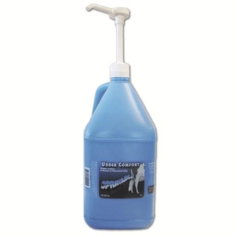 Синий спрей для вымени UDDER-COMFORT blue spray refiller