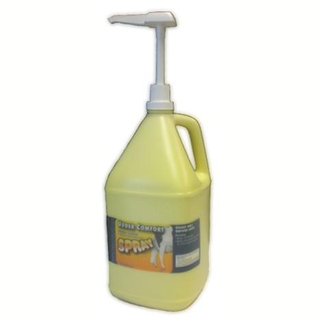 Жёлтый спрей для вымени UDDER-COMFORT yellow spray refiller
