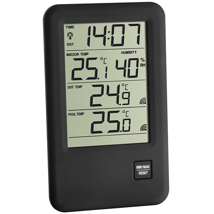 Беспроводной термометр для бассейна MALIBU TFA