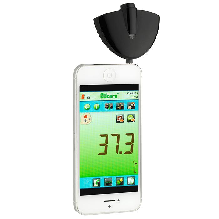 Инфракрасный термометр для смартфонов TFA