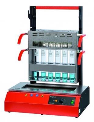 Инфракрасный дигестор BEHROTEST® INKJEL тип 1225M для 12 сосудов на 250мл
