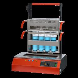 Инфракрасный дигестор BEHROTEST® INKJEL тип 1225P для 12 сосудов на 250мл