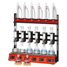 Аппарат для экстракции по Сокслету BEHR тип R 256S на 250 мл