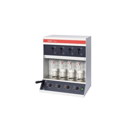 Аппарат для экстракции по Рэндаллу BEHR E4