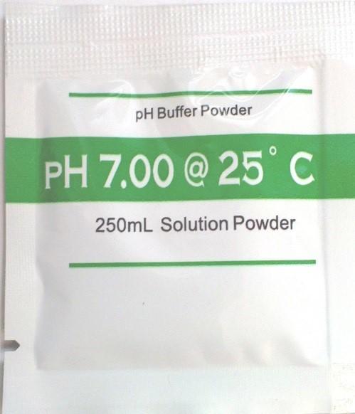 Калибровочный стандарт-титр pH 7.00 для рН-метра (порошок на 250 мл)