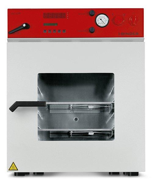 Вакуумная сушильная камера BINDER для негорючих растворителей | Модель VD 53