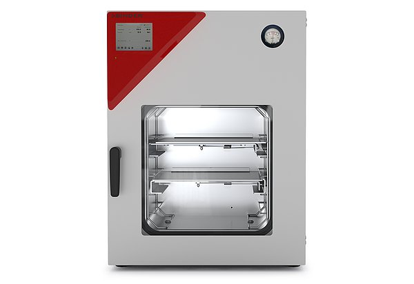 Вакуумная сушильная камера BINDER для легковоспламеняющихся растворителей серии VDL | Модель 56