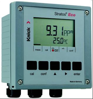 Анализатор кислорода Knick Stratos Eco 2405 OXY