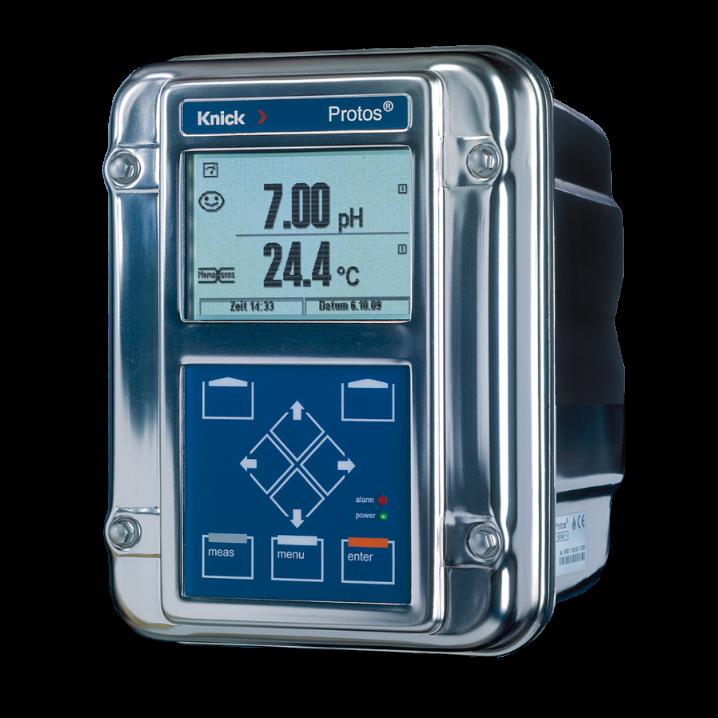 Модульный анализатор Knick PROTOS 3400 (X)