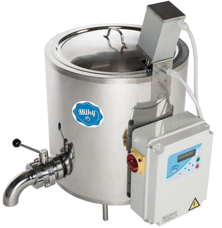 MILKYDAY нагреватель для пастеризатора сыра и йогурта MILKY FJ 50 PF (230 V)