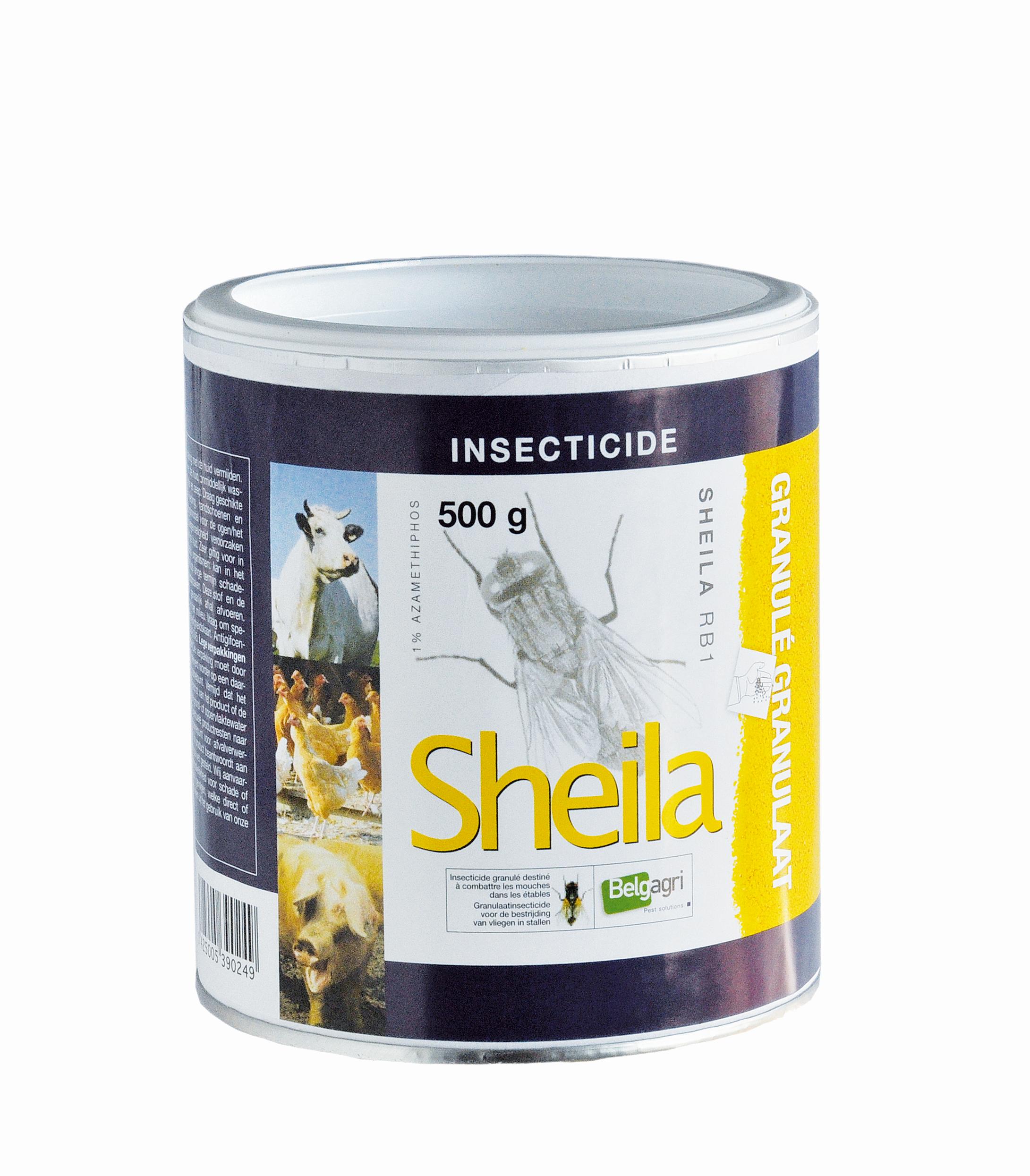 Гранулы для борьбы с мухами SHEILA