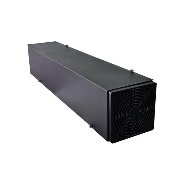 Рециркулятор бактерицидный (облучатель-рециркулятор воздуха закрытого типа) Аэрэкс MEDNOVA Стандарт 15 черный