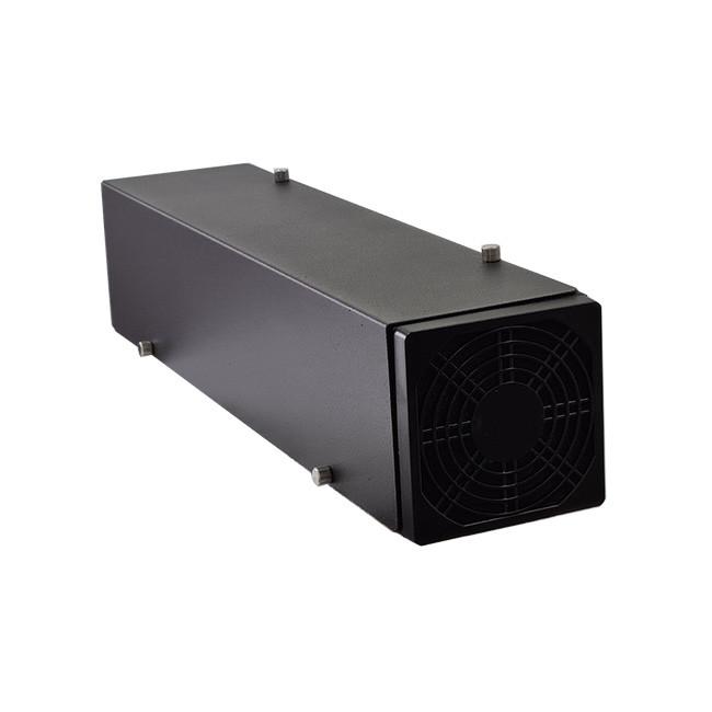 Рециркулятор бактерицидный (облучатель-рециркулятор воздуха настенный) Аэрэкс MEDNOVA Мини 16 черный